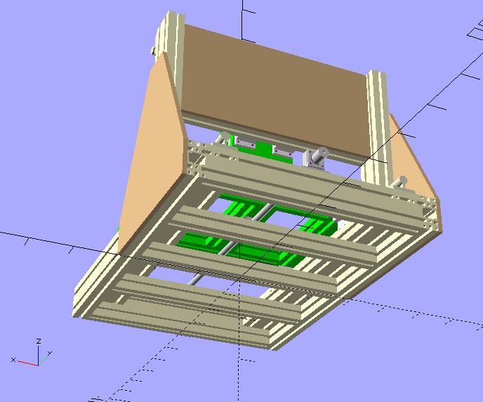 Portique CNC exotique Cnc_v413