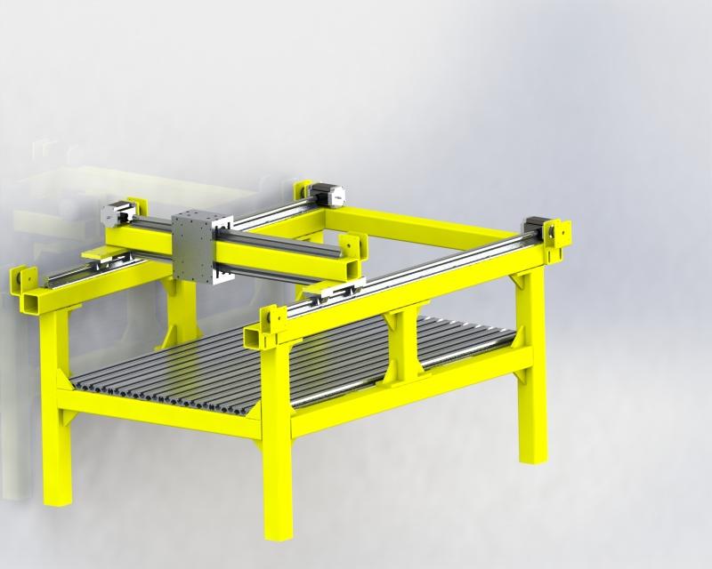 Portique CNC exotique Exempl10