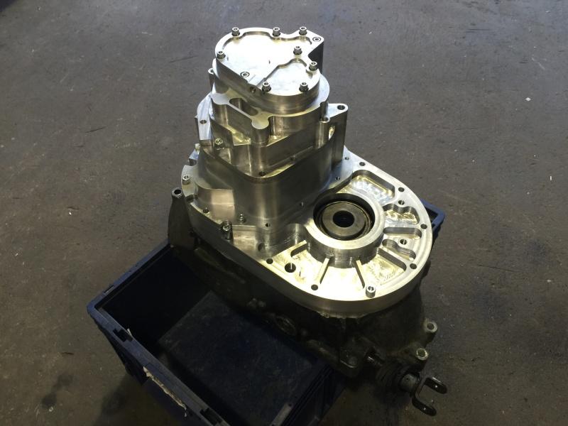 Billet Gearbox Casing  Image12