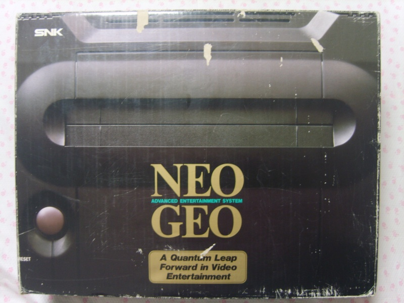 NEOGEO of the Korean body case version Oueu_o16