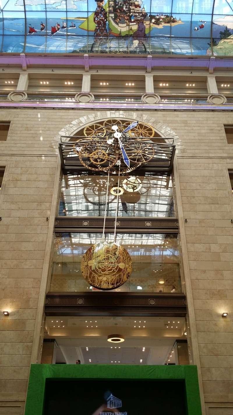 Horloge Géante Raketa 20160520