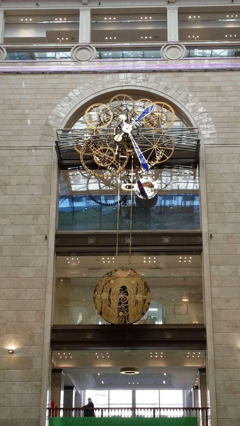 Horloge Géante Raketa 20160521