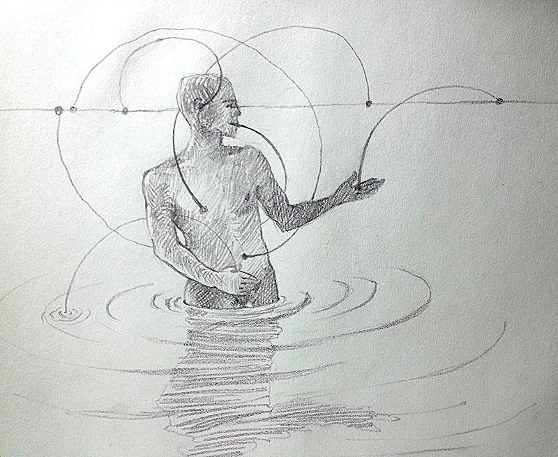 Un dessin par jour, qui veut jouer? - Page 6 Joseph11