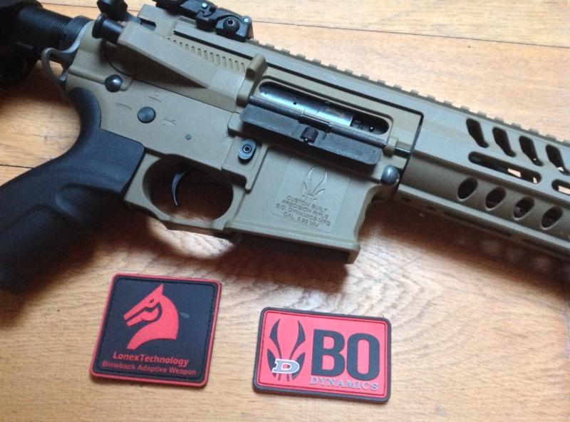 BO LT595 Carbine TAN Image11