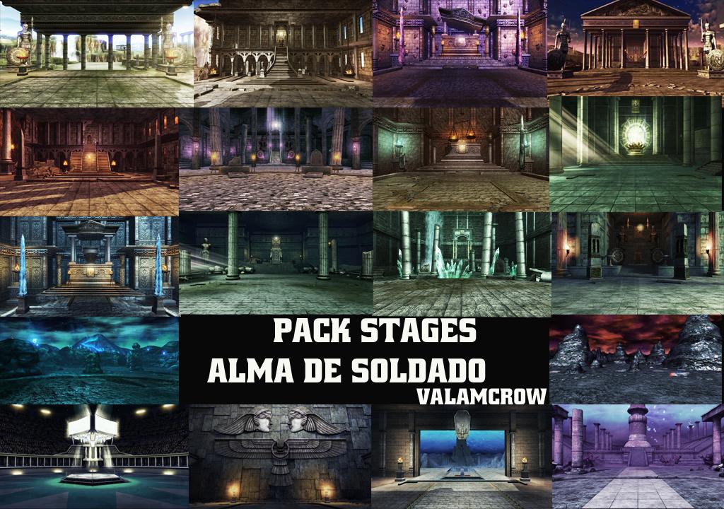 alma de soldado pack stages  Pack_s11