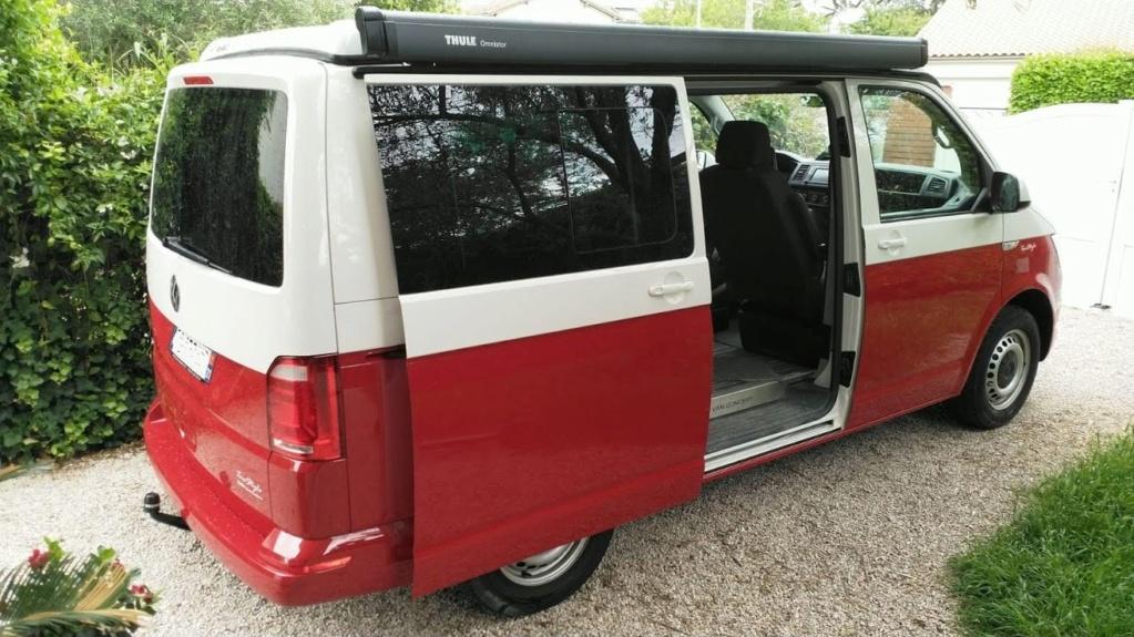 Vente VW T6 triostyle  Van-bl10