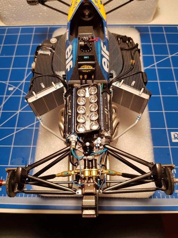 Ferrari 312 T4 1/12 TAMIYA - Page 5 Wip_fw41