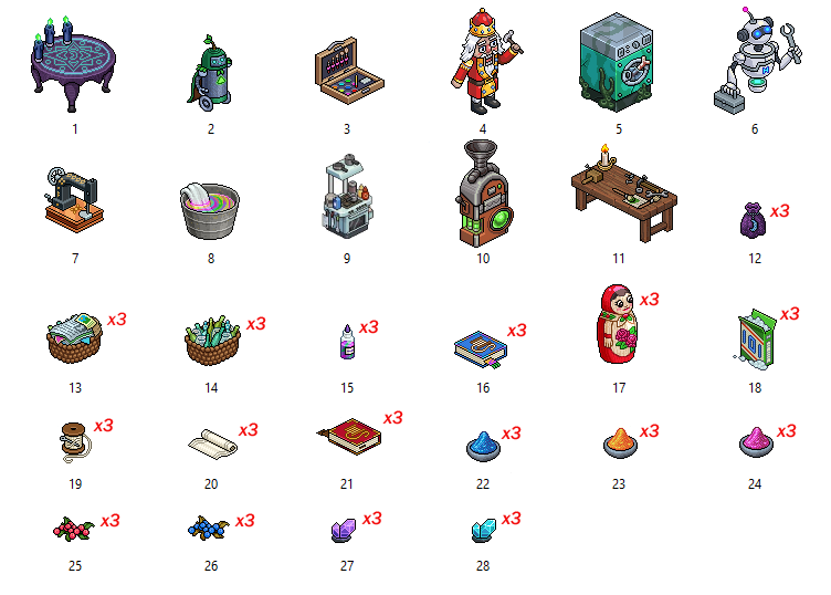[ALL] Offerta 'Gigantesco Affare Crafting' disponibile su Habbo Tto_cr10