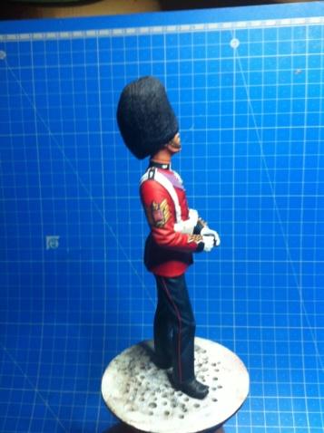 Grieve Models: 100mm Colour Sergeant Grenadier 1914  Image20