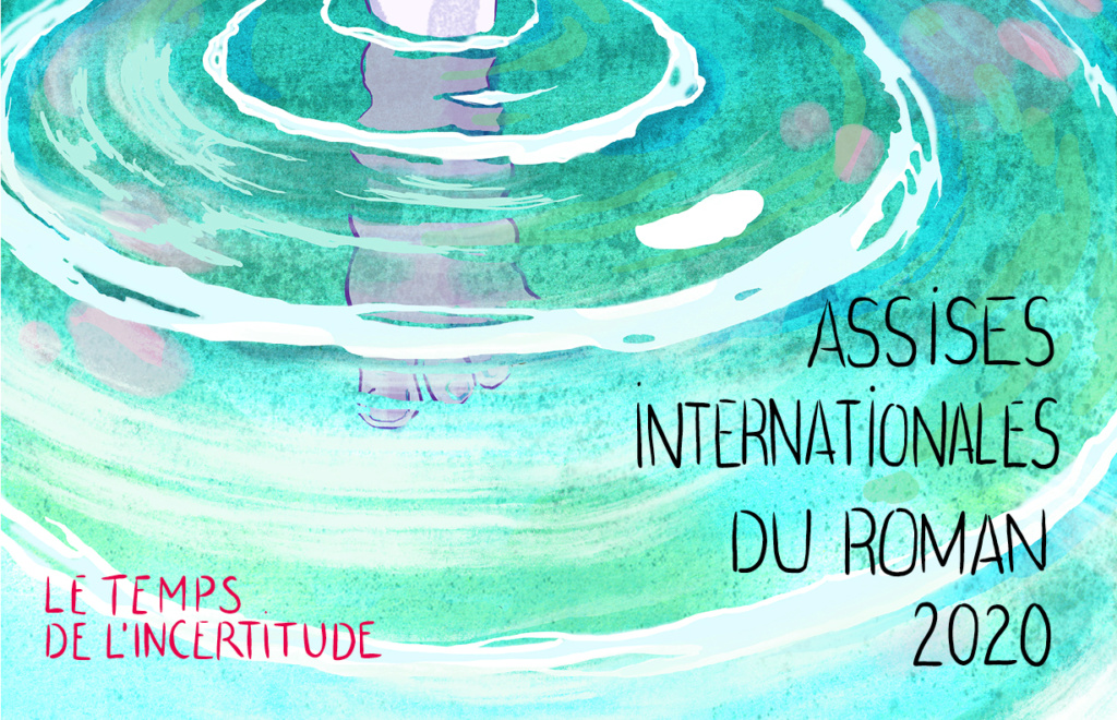 Assises internationales du Roman à Lyon : le temps de l'incertitude Assise10