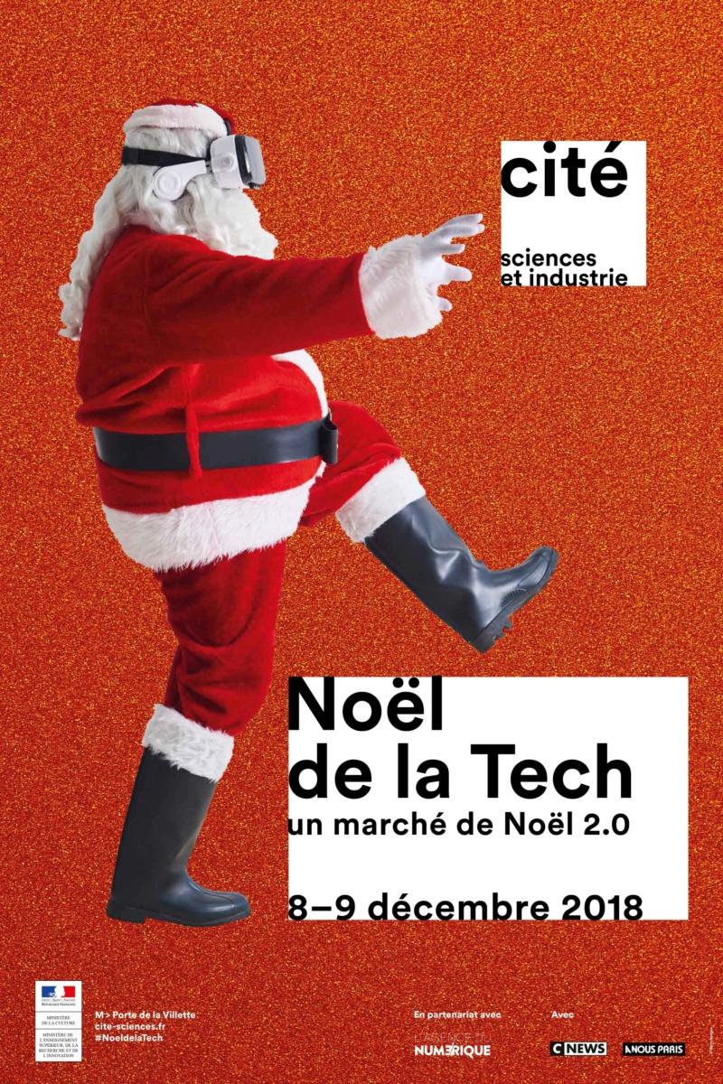 Cité des Sciences et de l'Industrie : le Noël de la tech ! Citzo_10
