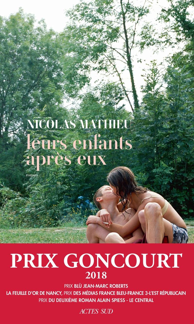 Leurs enfants après eux, de Nicolas Mathieu, un prix Goncourt mérité ? Leurs_10