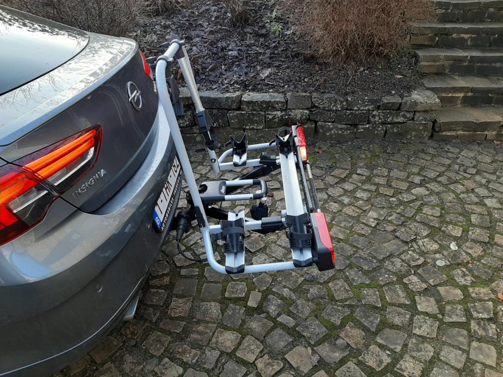 Porte-vélo pour 2 e-bikes à vendre 20210210