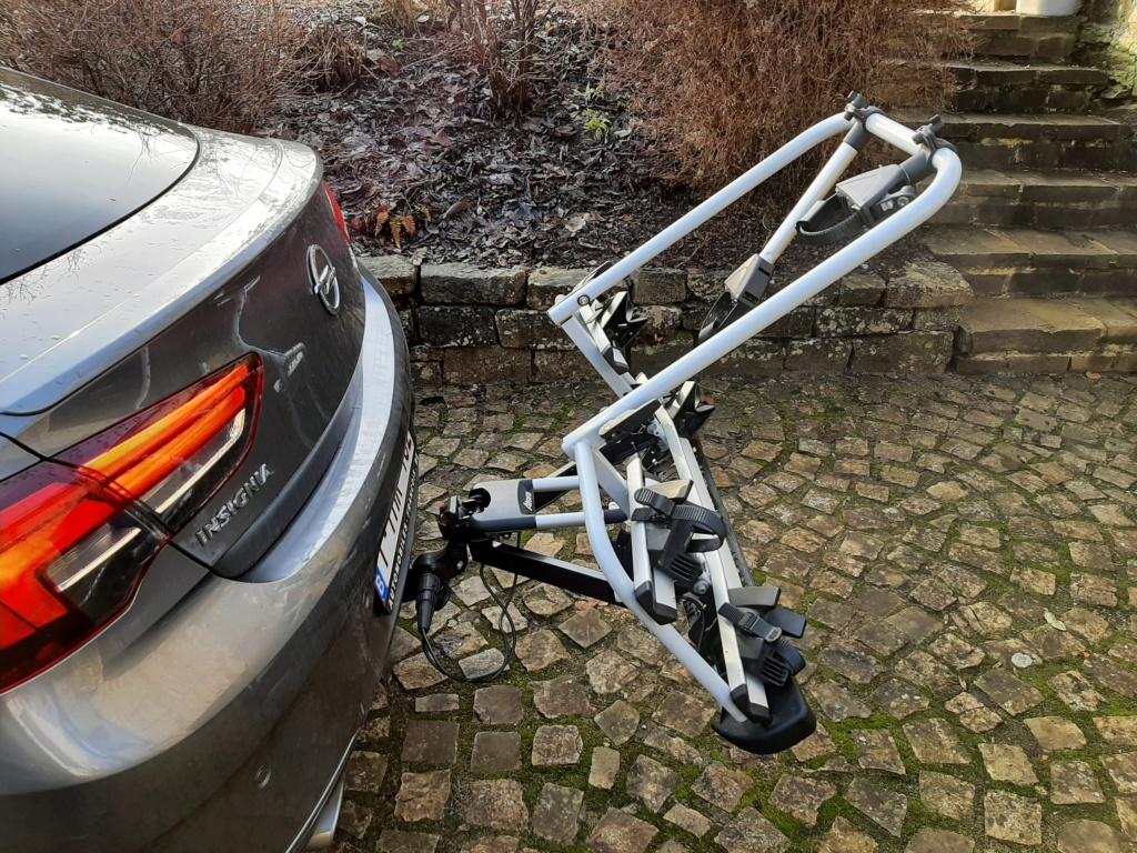 Porte-vélo pour 2 e-bikes à vendre 20210211