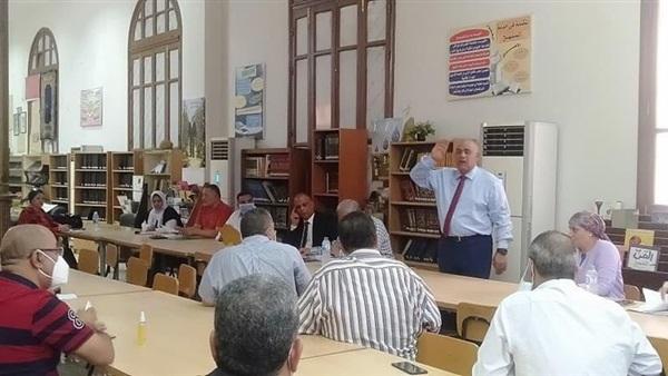 خطة مديرية الجيزة لتجهيز المدارس للعام الدراسي ٢٠٢٠ 11212