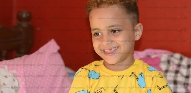 جريدة الوطن - الطفل الباكى يتلقى عروض للتمثيل فى مسلسلات  رمضان 11621910