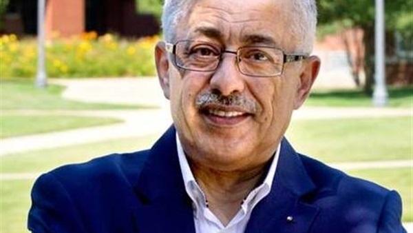 وزير التعليم يوجه رسالة للمصريين الكلام عن النظام الجديد أفضل من الحديث عن المدارس اليابانية 13710
