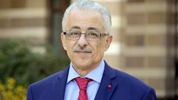 دكتور شوقى فى اجتماع السيسى اليوم - تطوير التعليم فى مصر يحظى بنجاح غير مسبوق و إشادة دولية 17112