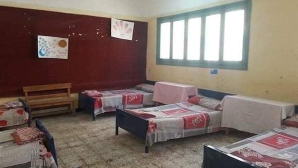 عاجل تحويل ٤٣ مدرسة بالدقهلية لحجر صحي بسبب كورونا 19112_10