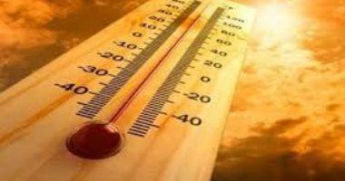 الأرصاد عودة الموجة الحارة غداً ارتفاع الحرارة 6 درجات.. والعظمى بالقاهرة 32 درجةالأرصاد تحذر المواطميم عودة المودة الحارة بشراسة 20181021