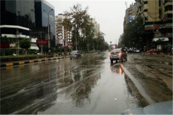 الأرصاد بعد سقوط أمطار مفاجئة تحذر من طقس الغد 20190421
