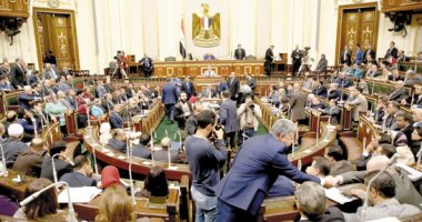 الأحد القادم البرلمان يعتمد زيادة معاشات 9.8 مليون 20190528