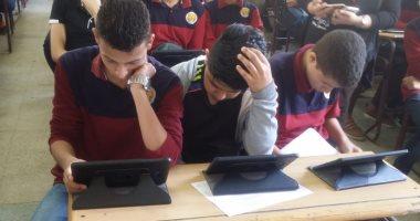 طلاب الأول الثانوى تسليم التابلت يبدأ فى نوفمبر  اعرف مواصفات التابلت وكيفية استخدامه × 10 معلومات 20190537