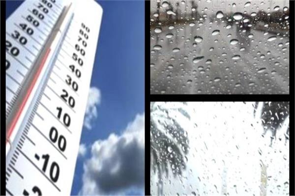 تحذير جديد من الأرصاد الجوية بشأن طقس الخميس أكثر برودة و أمطار تصل لدرجة السيول فى بعض المناطق 20191025