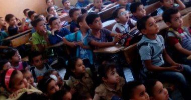 التعليم تلزم المدارس ببرامج و طرق علاجية   للطلبة ضعاف القراءة من الصف الرابع حتى الثالث الإعدادى 20191036