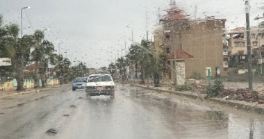 الأرصاد الجوية - عودة الموجة الباردة غدًا السبت  على كل المحافظات مع فرص سقوط الأمطار على أوقات متفرقة 20200223