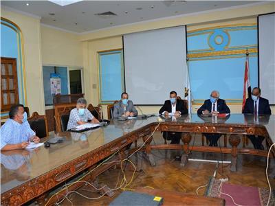 عاجل إحالة اللجنة الفنية المسئولة عن وضع امتحان التفاضل والتكامل إلى الشئون القانونية 20200717