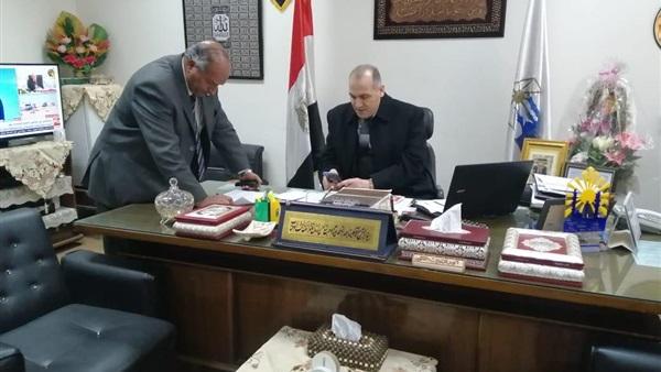 تعليم القاهرة امتحان اللغة العربية بدون أى مشاكل 2210