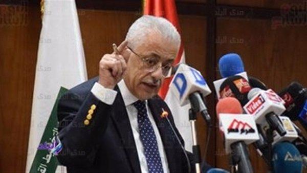 وزير التعليم لنظام الجديد يتطلب الاعتماد الكلي على الموضوعات المتحررة في امتحان عربي أولى ثانوي 22212