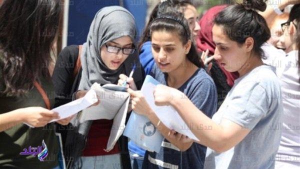 تعليمات مشددة للمصححين بمنح درجة التعبير بامتحان العربى للثانوية لمن أجاب بصيغة الماضى والمستقبل 24112