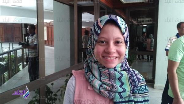 مفاجأة ! يمنى أحمد طالبة الثانوية العامة تحصل على 410  بعد التظلم بدلاً من 408 و تصبح الأولى على الجمهورية بعد رفع  درجاتها و ثلاثة أخرون يحلون محل الأوائل 27510