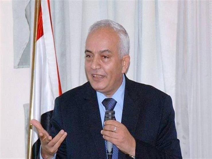 دكتور حجازى يقر مدة إصدار قرار التقية - ترقية 360 ألف معلم الكترونيا بعد الاختبارات التحريرية 29-2-211