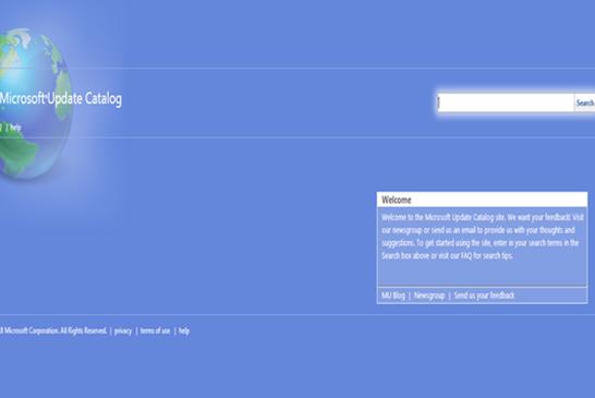 موقع مجانى من ميكروسوفت لتحديث البرامج و تعريف الأجهزة  312