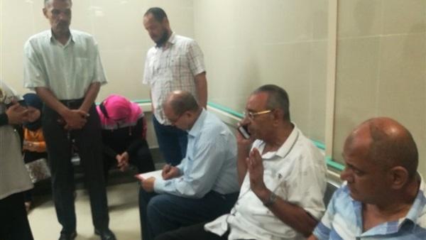 خلف الزناتى - نقيب المعلمين  يطالب بمعاقبة ضابط شرطة لتعديه على مُعلمة الإسماعيلية أثناء امتحانات الثانوية العامة  38812