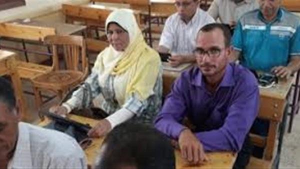 التعليم - 31 ألف معلم لأعمال تصحيح الثانى الثانوى   39810
