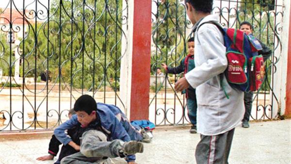 أمهات الطلاب على النت تضع حلا للقضاء على ظاهرة العنف بالمدارس  46610