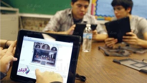 فكرة الوزارة لمنع الضغط على سيرفر واحد - تحميل امتحانات أولى ثانوي على الشبكات الداخلية للمدارس بدون إنترنت 48411