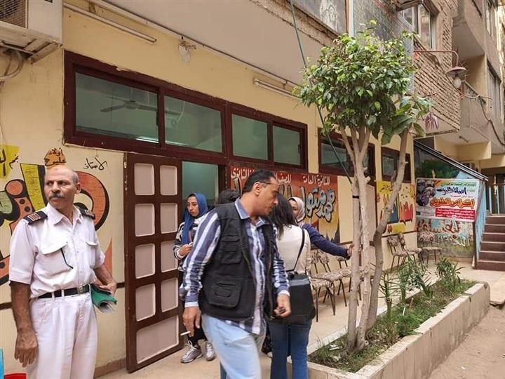 """انتفاضة غير مسبوقة من أحياء الجيزة على مراكز الدروس بالصور غلق """" مراكز الدروس """" الخصوصية بحى العمرانية 52111"""
