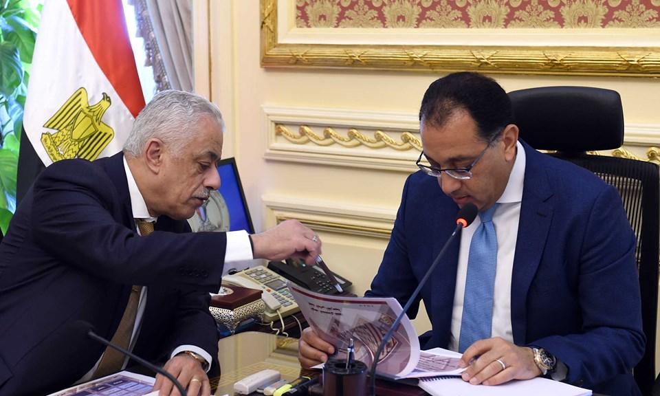 تفاصيل اجتماع رئيس الوزراء بدكتور شوقى اليوم من موقع رئاسة الوزراء 60094310