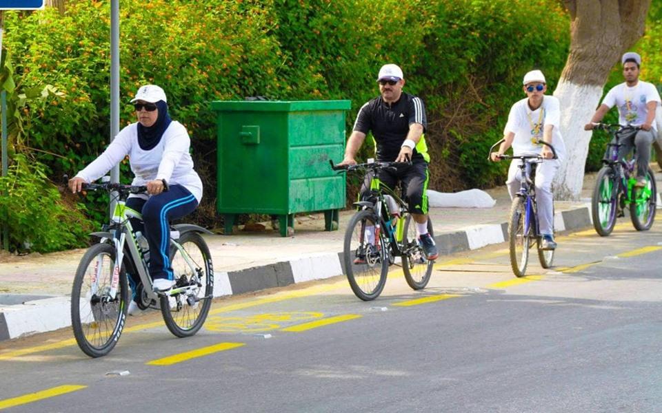 تعرف على سعر ونوع وكافة تفاصيل الدراجة في «المشروع القومي للدراجات» بالجامعات التفاصيل الكاملة للمشروع القومي للدراجات 68601410