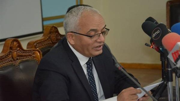 دكتور حجازى -: نعمل علي حل أزمة ال 36 ألف معلم مع مجلس الوزراء ووزارة المالية لاحتساب الحصة بـ ٢٠جنيه 6913