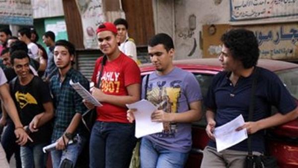 طلاب تانية ثانوى الإنجلش صعب و محدش توقعه ووسائل الإعلام ضيعتنا 76813