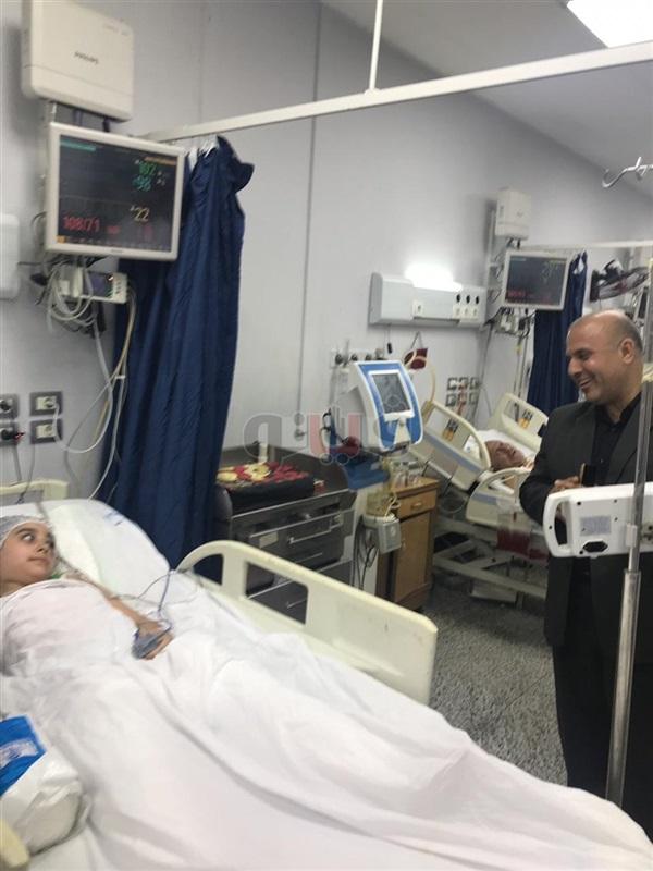 عاجل - استبعاد مدير مدرسة في واقعة سقوط بوابة حديدية على تلميذة بالدقهلية 80710