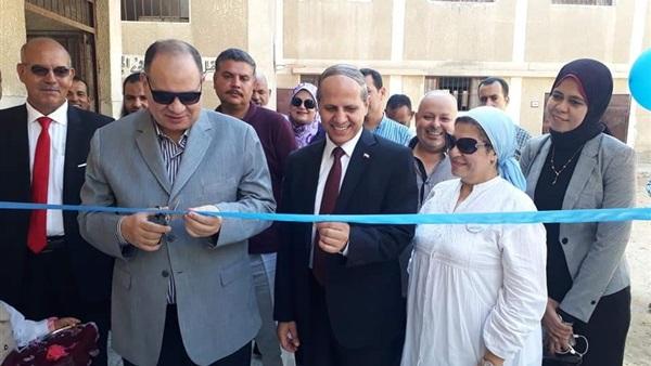 افتتاح فصول رياض الأطفال بمدارس الصم والبكم 812_110