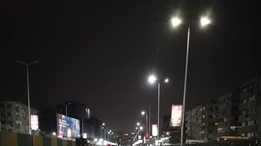 القاهرة والجيزة - سقوط أمطار خفيفة 98669710