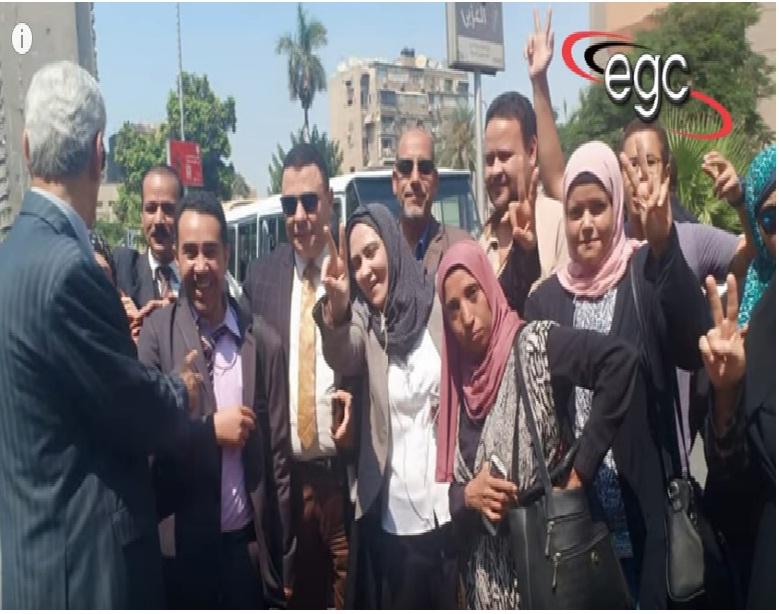 تسجيل كامل لمرافعة الأستاذ /عمرو عبد السلام المحامى لإلغاء الثانوية التراكمية ومشروع التابلت Aa16